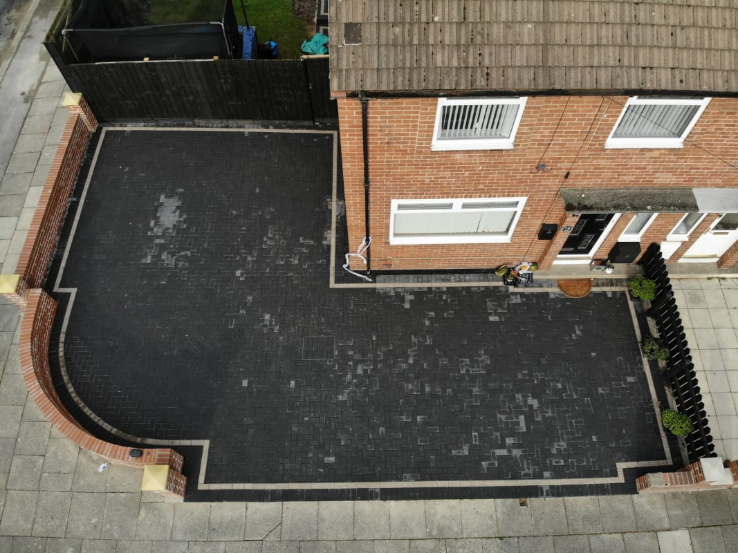 Paving Contractor North East