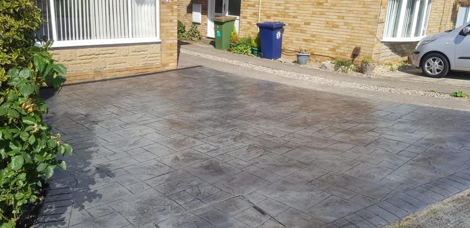 Patterned Concrete North East