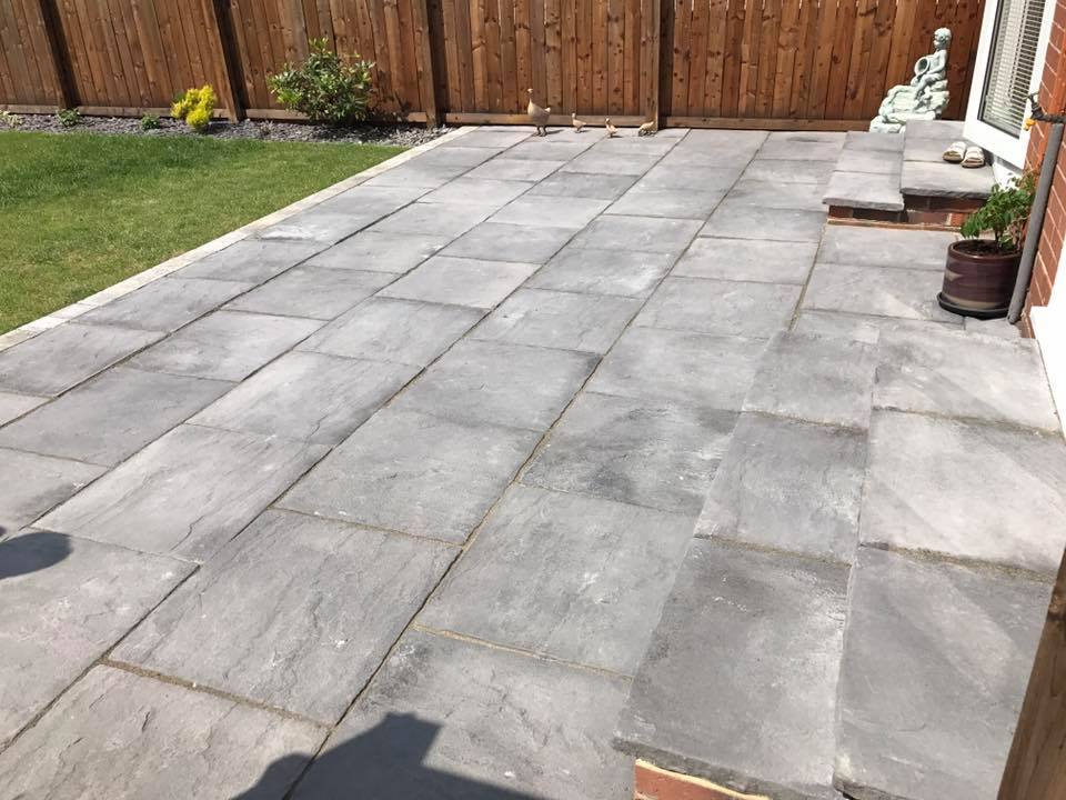 Paving Installers North East