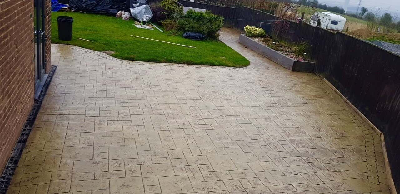 Patio Installers North East