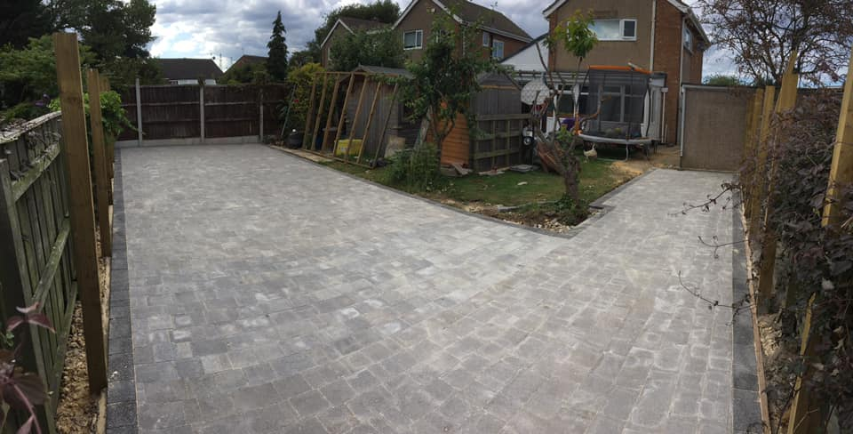 Paving Contractor County Durham