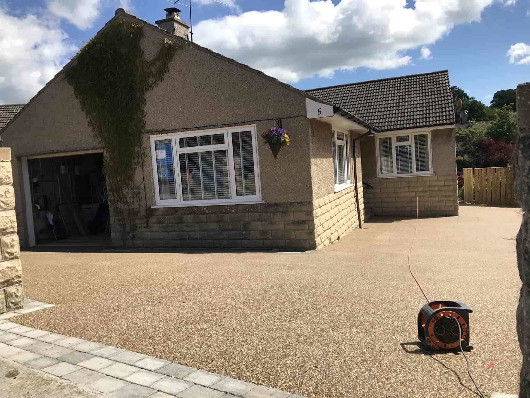 Resin Driveway Company North East