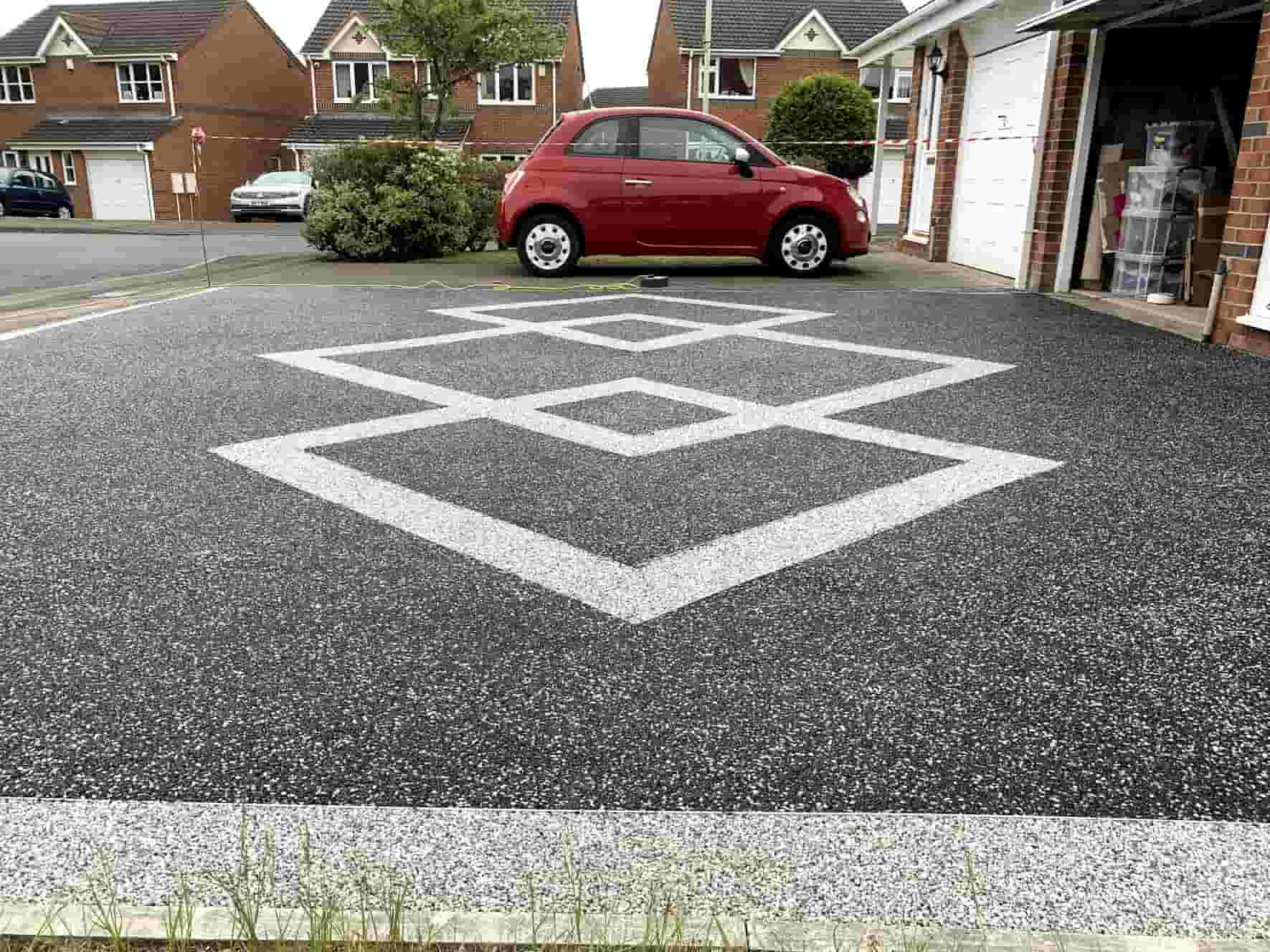 Resin Bound Driveway North East