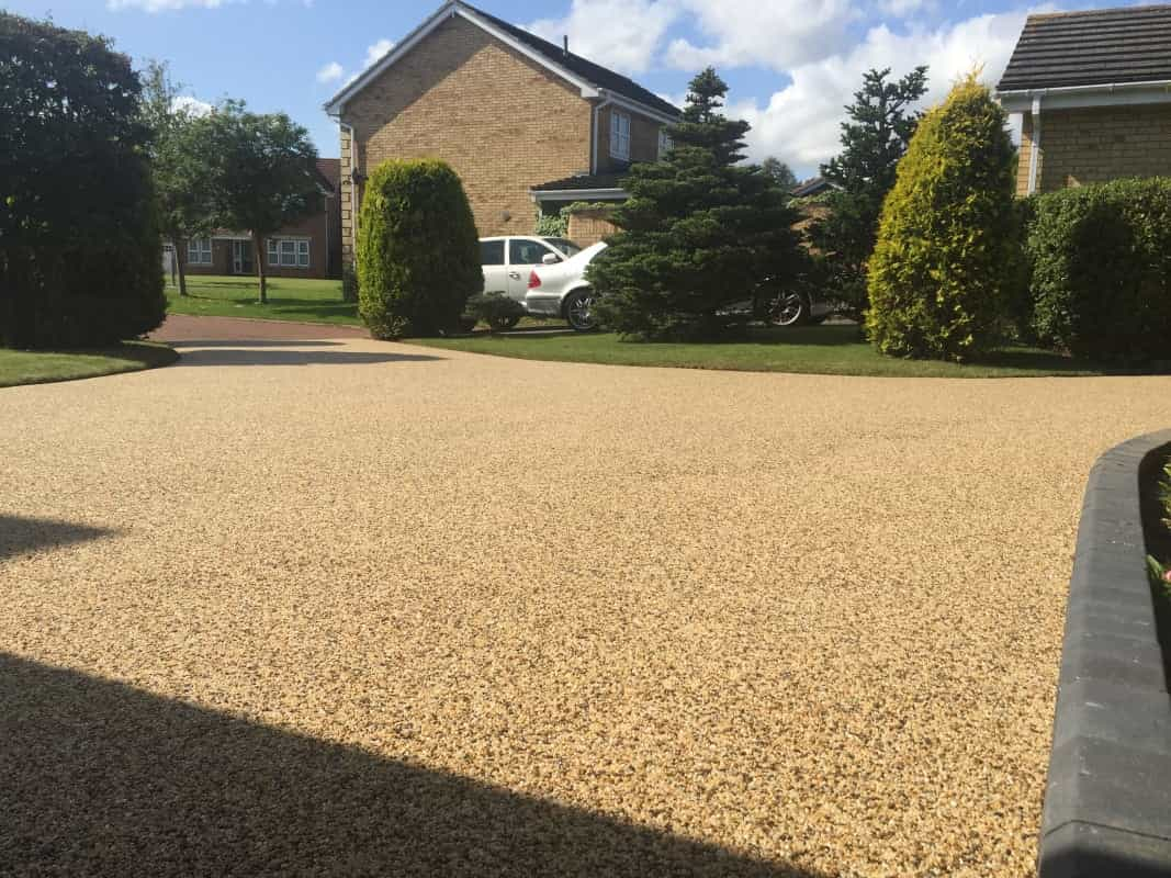 Resin Driveway North East