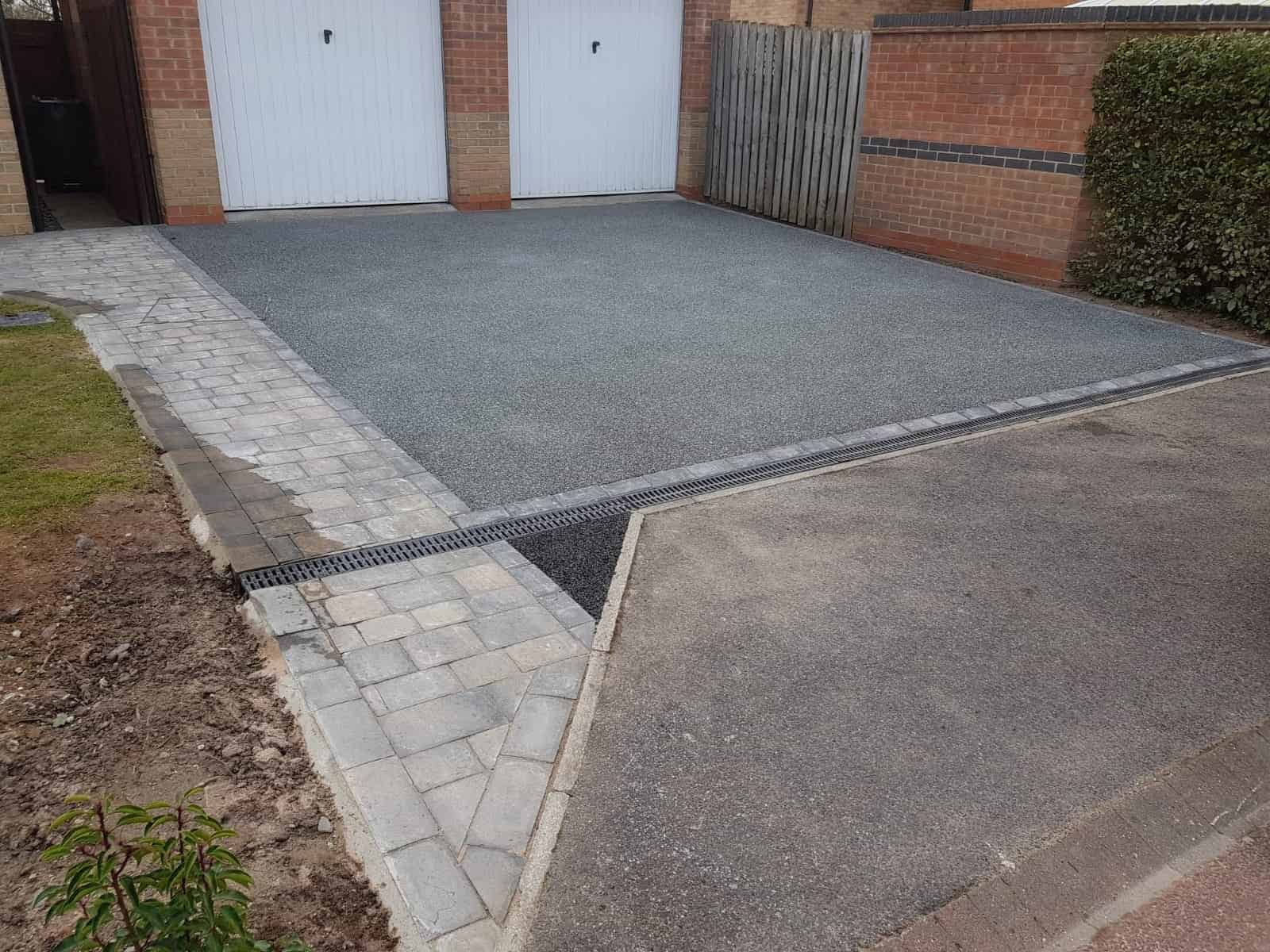 Paving & Resin Driveway North East